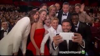 Best Selfie – Oscars 2014