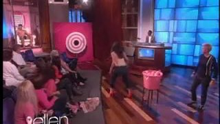 Bethenny Frankel Splashes Maksim From DWTS Oct 11 2012