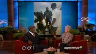 Cedric the Entertainer Interview Jan 24 2013