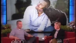 Chris O'Donnell Interview Apr 08 2013