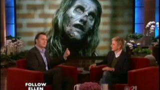 David Morrissey Interview And Scare Nov 14 2013