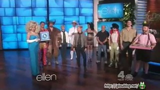 Ellen Monologue & Dance Nov 19 2014