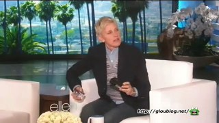 Ellen Monologue & Dance Nov 11 2014