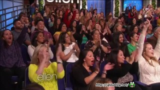 Ellen Monologue & Dance Nov 20 2014