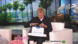 Ellen Monologue & Dance Oct 20 2014