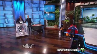 Ellen Monologue & Dance Oct 29 2014