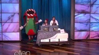 Ellen's Favorite 12 Days Moments Nov 30 2012