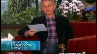 Ellen's Favorite Super Bowl Commercials Feb 03 2014