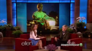 Eva Mendes Interview And Game Apr 02 2013