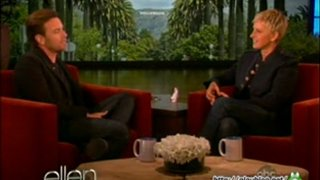 Ewan McGregor Interview Mar 15 2012