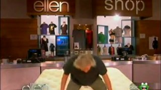 Gary Busey Commercial For The Ellen Shop Jan 20 2012