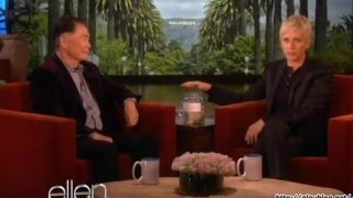 George Takei Interview Mar 05 2012