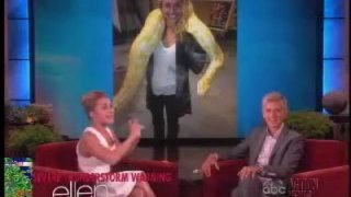 Hayden Panettiere Interview And Game May 21 2013
