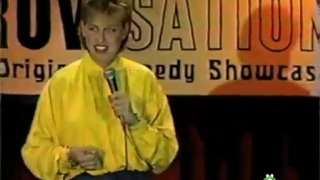 HBO Comedians Reunion Special 1986