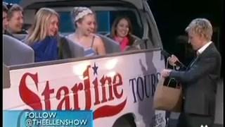 Hollywood Tour Surprise Feb 24 2014