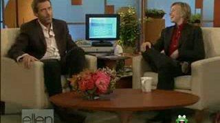 Hugh Laurie Interview Nov 11 2005