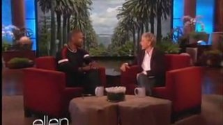 Jamie Foxx Interview Sept 23 2011