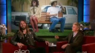 Jared Leto Interview Jan 10 2014