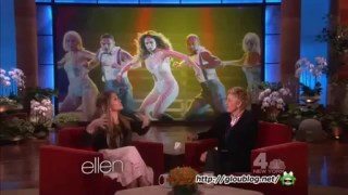 Jennifer Lopez Interview Mar 21 2014