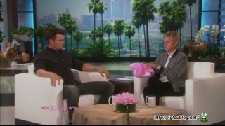 Josh Duhamel Interview And Game Oct 07 2014