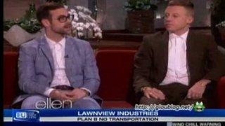 Macklemore & Ryan Lewis Interview Jan 28 2014