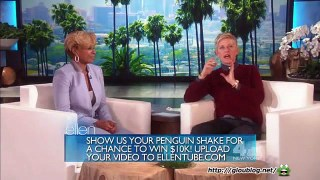 Mary J Blige Interview Nov 13 2014