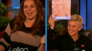 Maya Rudolph Interview And Game Apr 12 2012