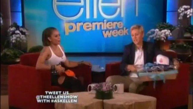 Mel B Interview Sep 13 2013