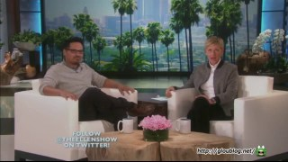 Michael Peña Interview Oct 07 2014