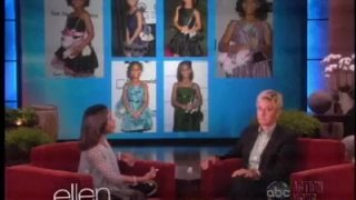 Quvenzhane Wallis Interview Jan 29 2013