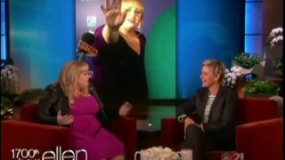 Rebel Wilson Interview And Game Nov 11 2013