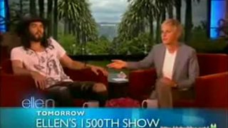 Russell Brand Interview May 17 2012