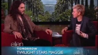Russell Brand Interview Nov 07 2012