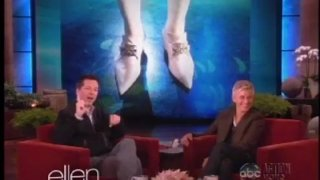 Sean Hayes Interview Jan 28 2013