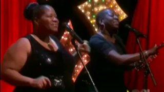 Sharon Jones & The Dap-Kings Performance Jan 15 2014