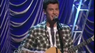 Shawn Mendes Performance Sept19 2014