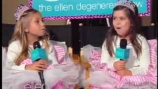 Sophia Grace And Rosie Apr 16 2013