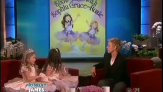 Sophia Grace And Rosie Nov 15 2013