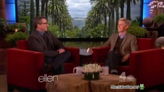 Steve Carell Interview Mar 08 2013