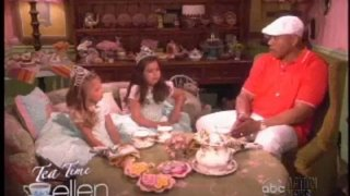Tea Time With Sophia Grace And Rosie Jun 10 2013