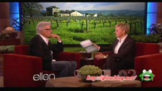 Ted Danson Interview Jan 27 2012
