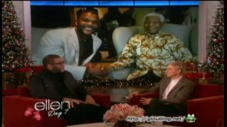 Tyler Perry Interview Dec 13 2013