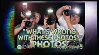 """What's Wrong WithThese Photos"" Photos Feb 03 2012"
