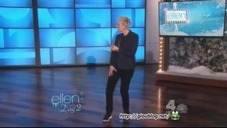 Ellen Monologue & Dance Dec 05 2014