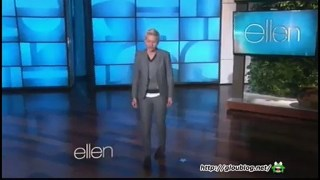 Ellen Monologue & Dance Jan 06 2015