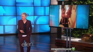 Ellen Monologue & Dance Jan 12 2015