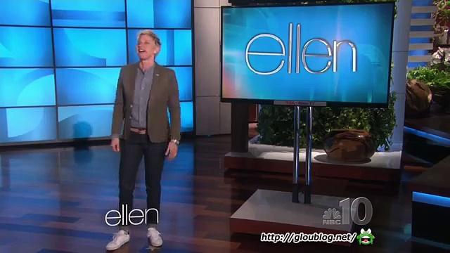 Ellen Monologue & Dance Jan 15 2015