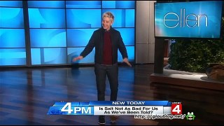 Ellen Monologue & Dance Jan 19 2015