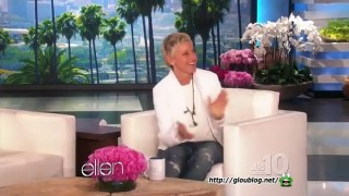 Ellen Monologue & Dance & Justin Bieber Surprise Jan 29 2015