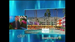 Ellen Plays Heads Up With Her Audience Jan 27 2015